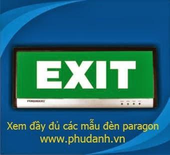 ĐÈN EXIT PARAGON
