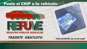 Repuve consulta gratis en linea en Mexico