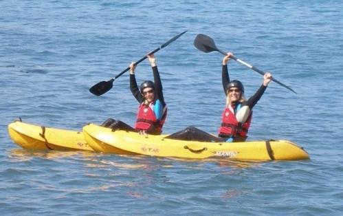 Kayak - Indochina Sails