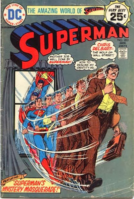 Superman #283, The Wolf of Wall Street
