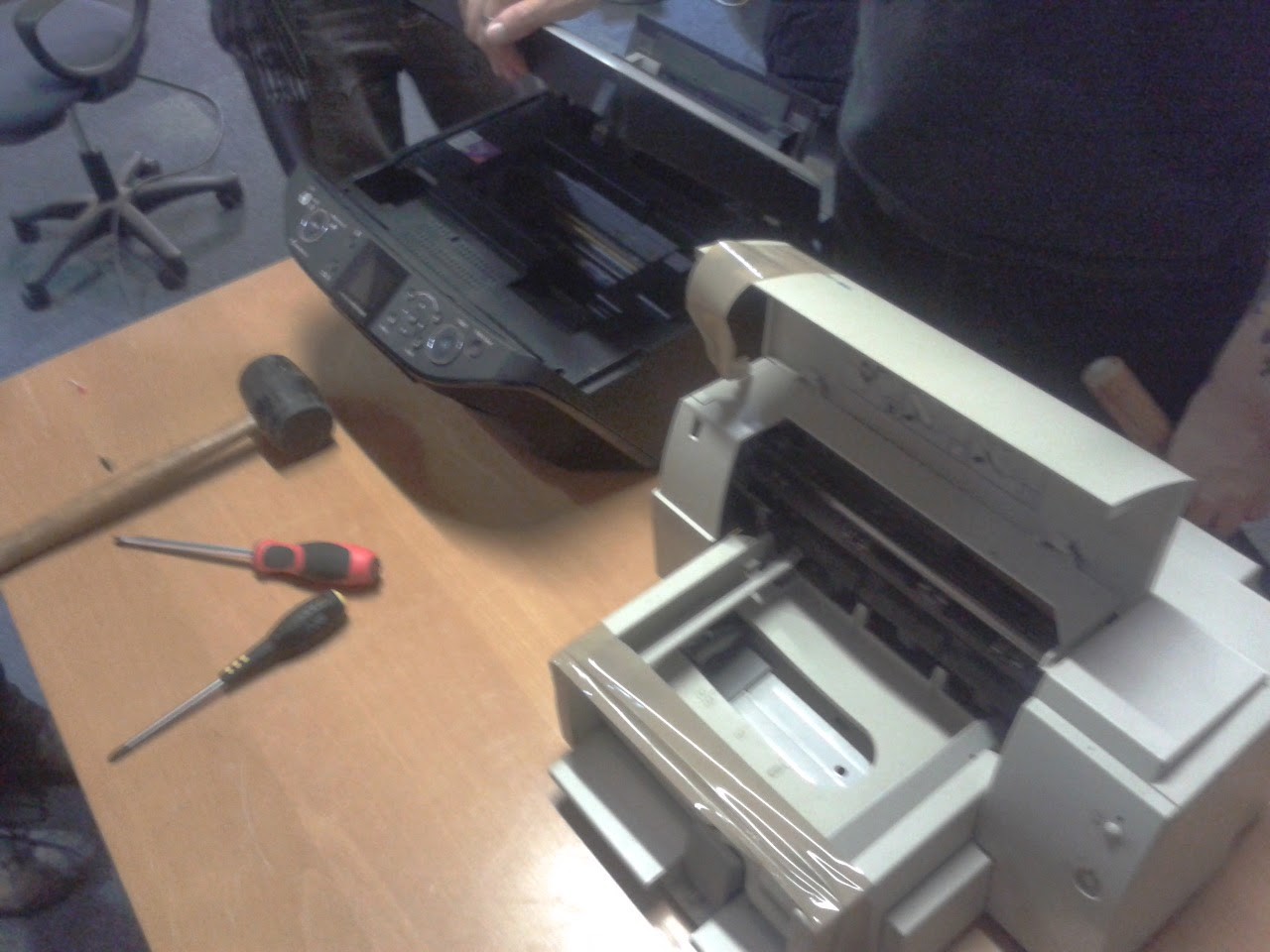 how to set up a stepper motor