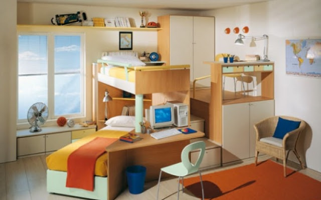 Organizing ideas for bedrooms