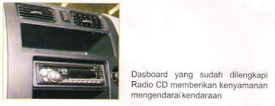 RADIO CD HINO DUTRO