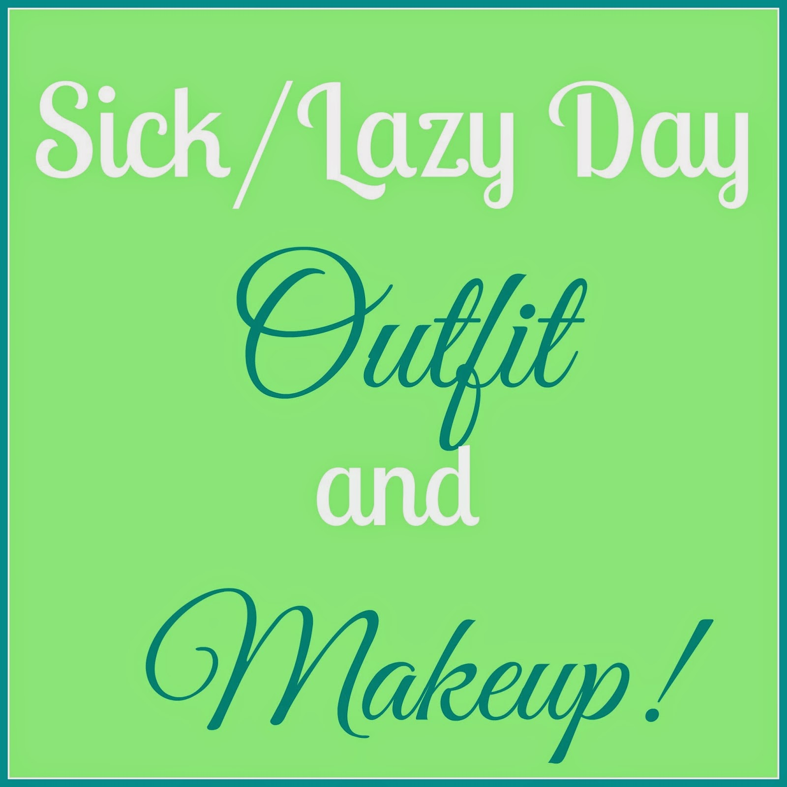 kimberlys chronicle sicklazy outfit makeup