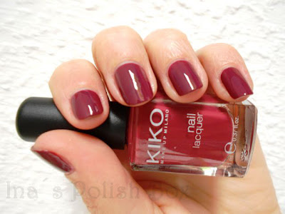 kiko dark crimson