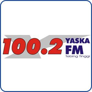 Yaska FM 100.2 MHz Tebing Tinggi