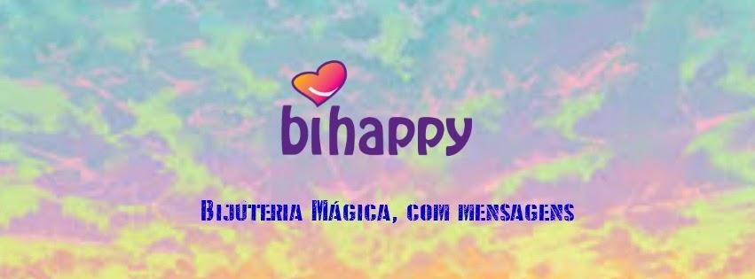 Bihappy, bijuteria mágica com mensagens