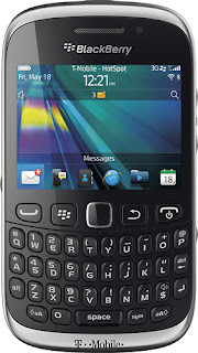 BlackBerry 9315 - Curve 9315 Mobile Phone - Black (T-Mobile) 