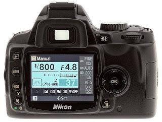 Harga dan Spesifikasi Nikon D60 Terbaru 2015