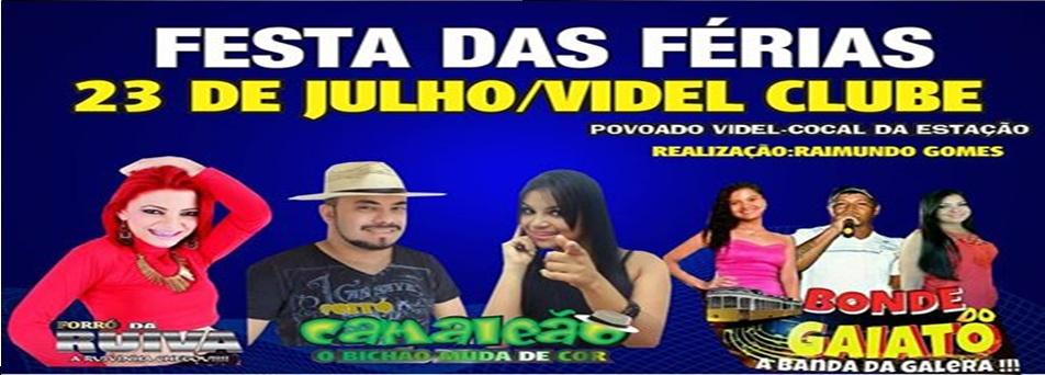 FORRÓ DA RUIVA