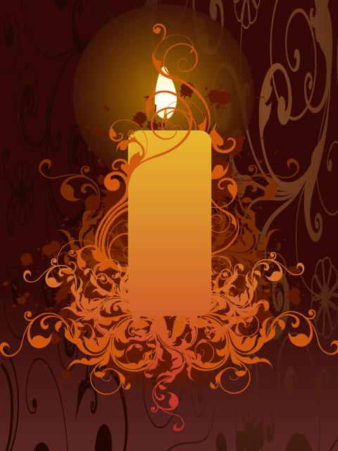 El mundo en colores el color de las velas - Velas de la suerte ...