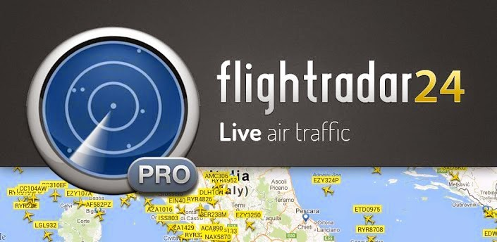 Download Flightradar24 Pro APK