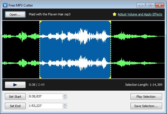 تحميل برنامج تقطيع ملفات الصوت مجانا