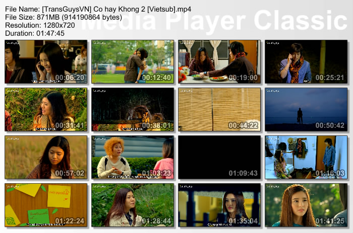 Trans Guys VN: Yes Or No 2 [Vietsub] (2012)