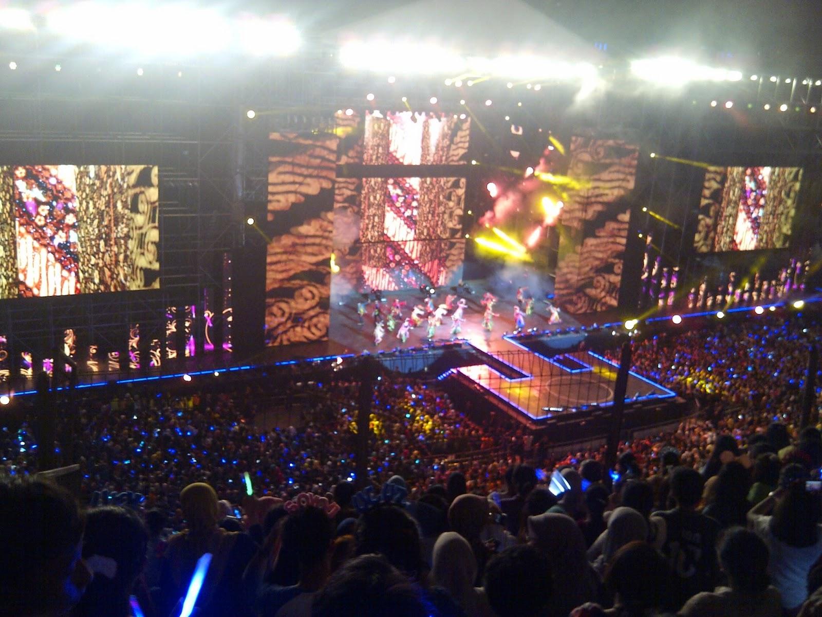 Music Bank World Tour Jakarta