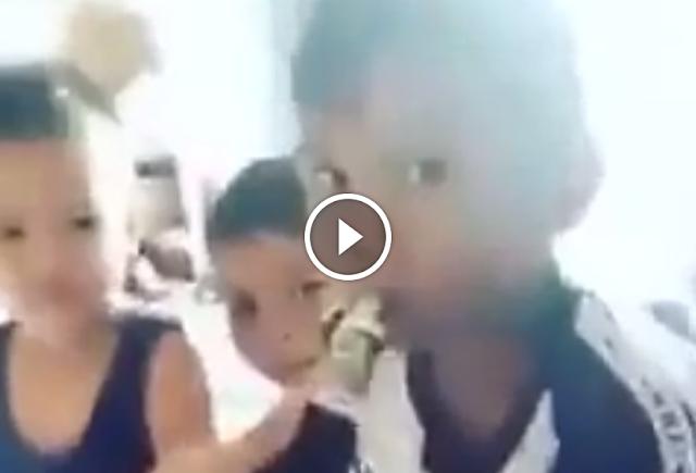 Video Kanak-kanak Hisap Vape