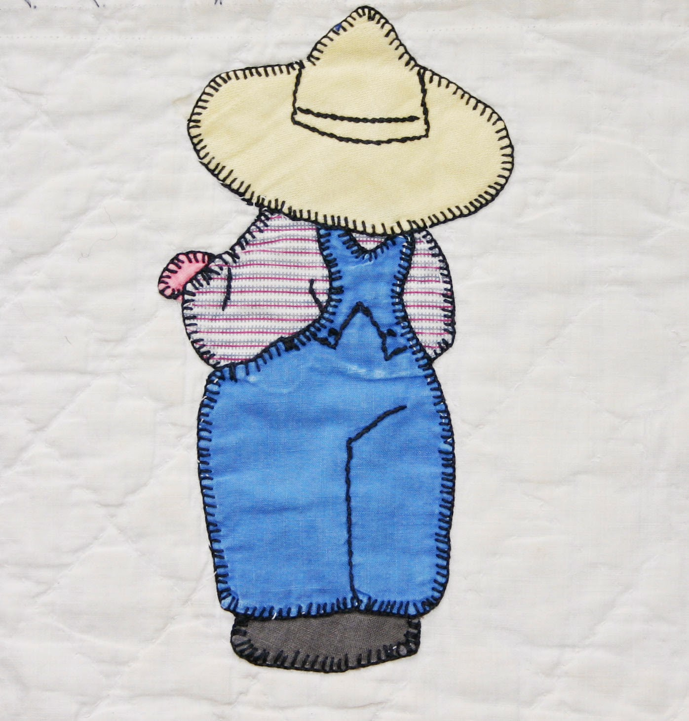 Unraveling Threads Sunbonnet Sue The Darling Of