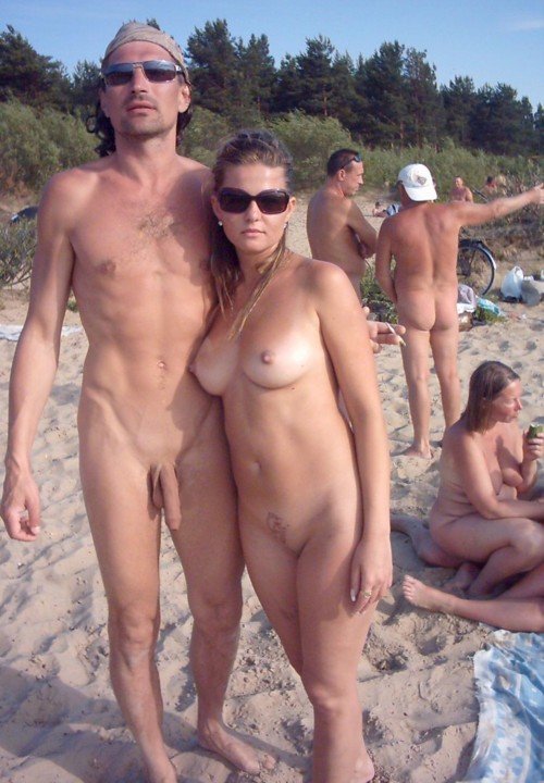 British Couple Caught On Doing Se Beach