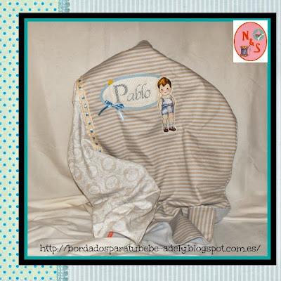 Regalo original personalizados para bebes o niños