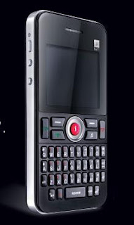 iBall Aspire Dual SIM QWERTY Mobile