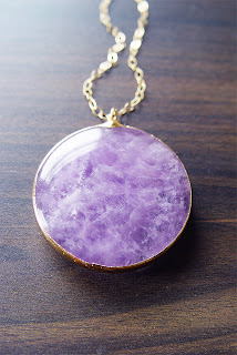 etsy.com, purple necklace, etsy blog, etsy jewlery