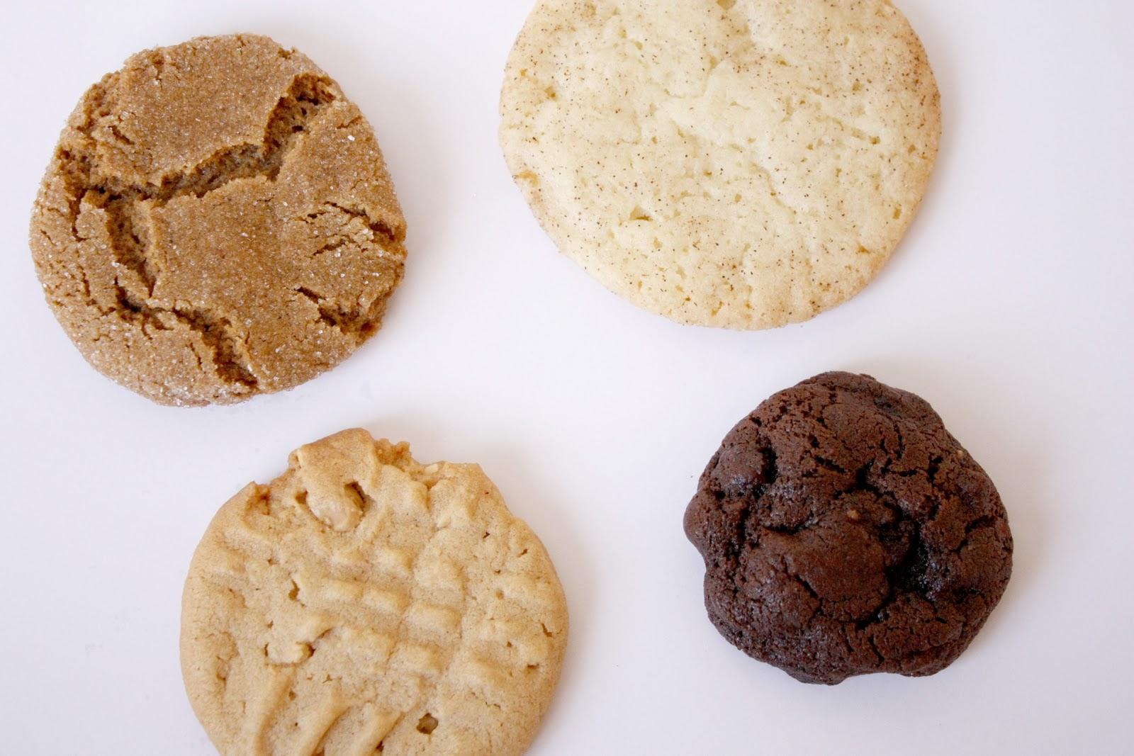 Cookie Sampler Christmas Gifts