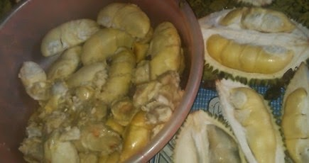 Resep Danpo Durian