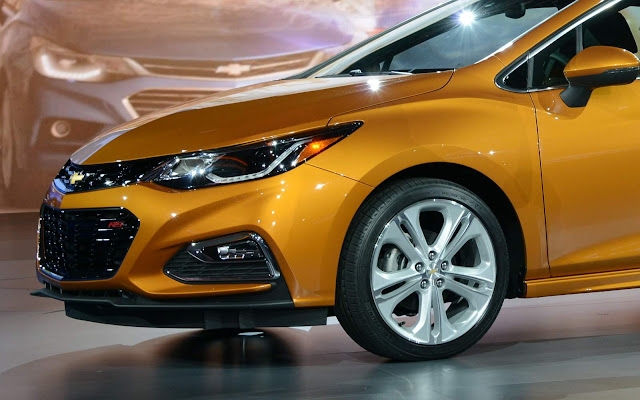 Novo Chevrolet Cruze Hatch 2017