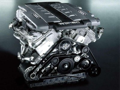 Audi A8 60L Quattro W12 Car Images Wallpaper