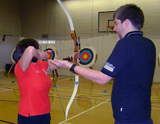 archery beginner