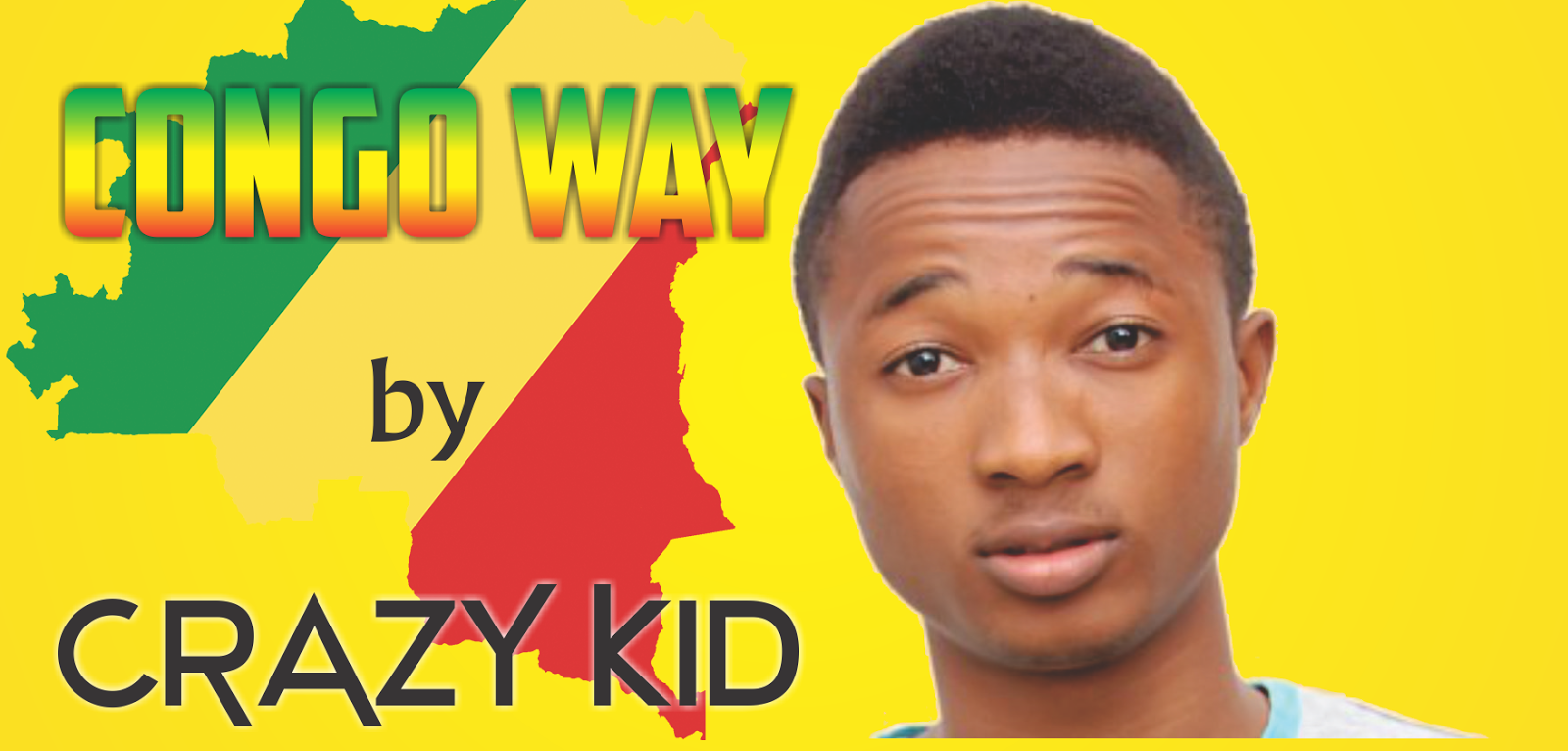 CONGO WAY by CRAZY KID | Prod. by Teedon
