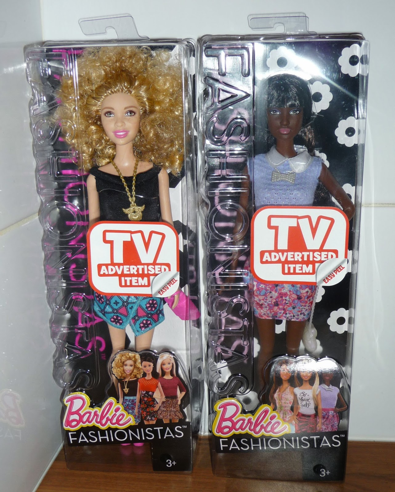 Barbie Fashionista Review Barbie Fashionistas