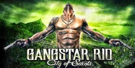 Gangstar Rio City Of Saints Apk + DataTerbaru  2015 logo cover