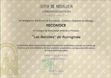 BIBLIOTECA CEIP Los Boliches