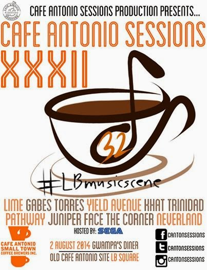 Cafe Antonio Sessions XXXII