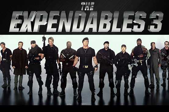 The Expendables 3 Exclusive Teaser Trailer