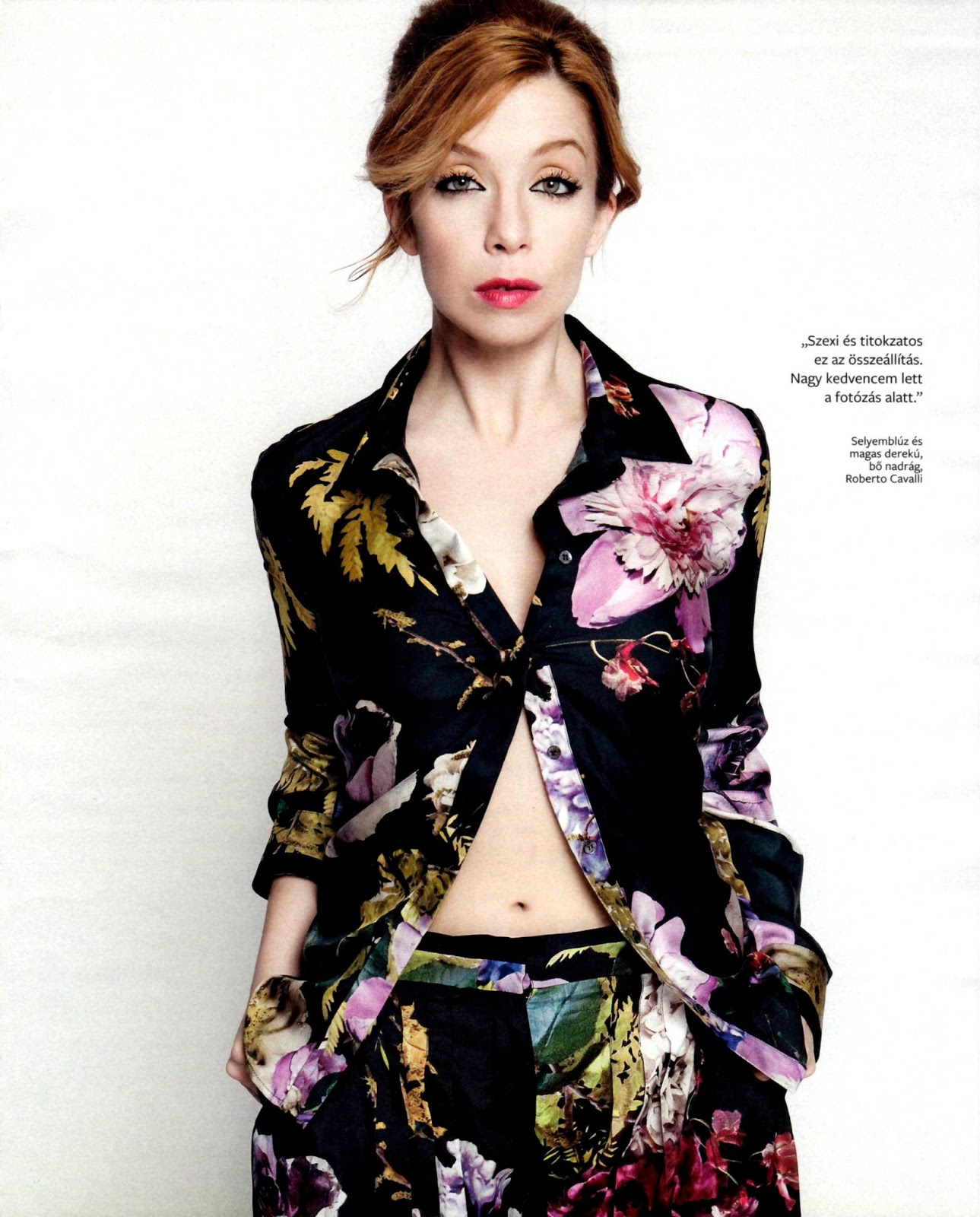 Kovacs Patricia @ InStyle, Hungary, March 2013