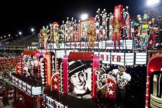 cinema e carnaval carioca