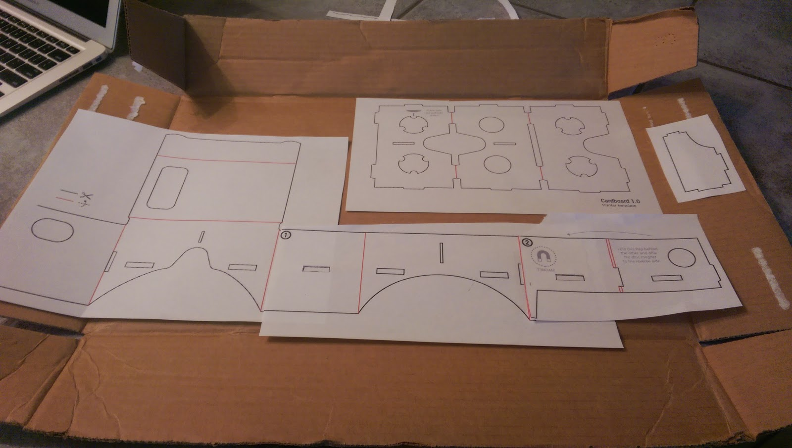 google cardboard schematic google free engine image for user manual download. Black Bedroom Furniture Sets. Home Design Ideas