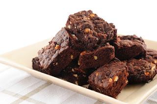 Brownies à la noisette au Sirop d'Agave