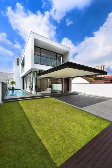 Desain Rumah Minimalis 2014 Terbaru