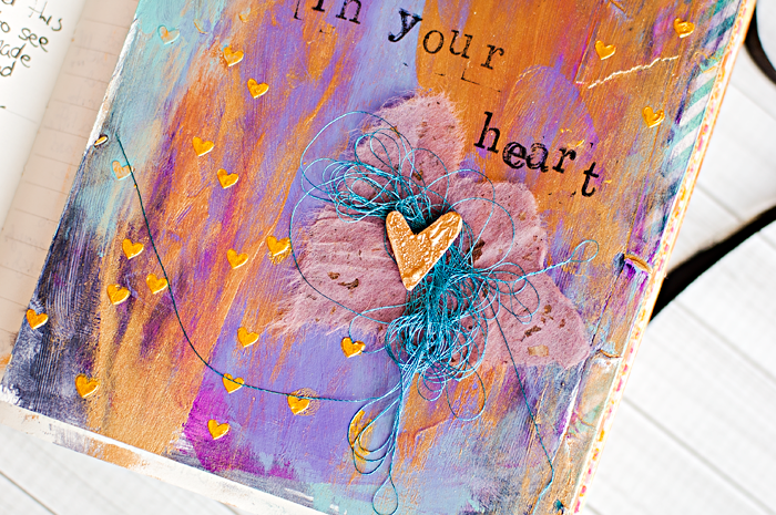 Heather Greenwood   Art Journal   The Documented Life Project: Week 21 challenge