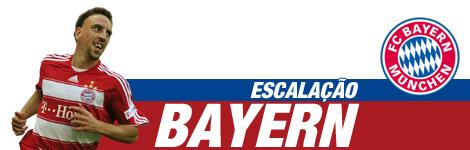 Escalação Bayern