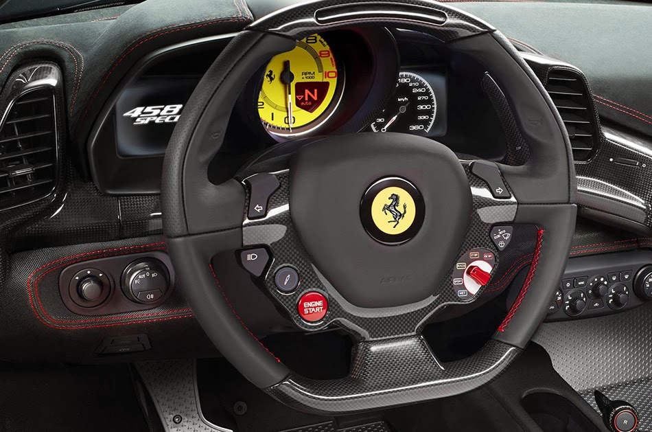 2014 ferrari 458 speciale wheels interior wallpaper - 2014 Ferrari 458 Italia Interior