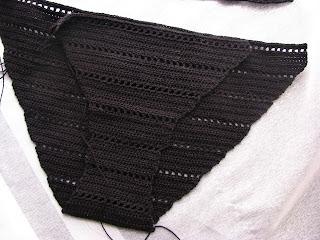 Bikini de crochet