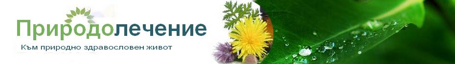 Натурални здравни продукти: Природолечение
