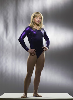 Shawn Johnson legs