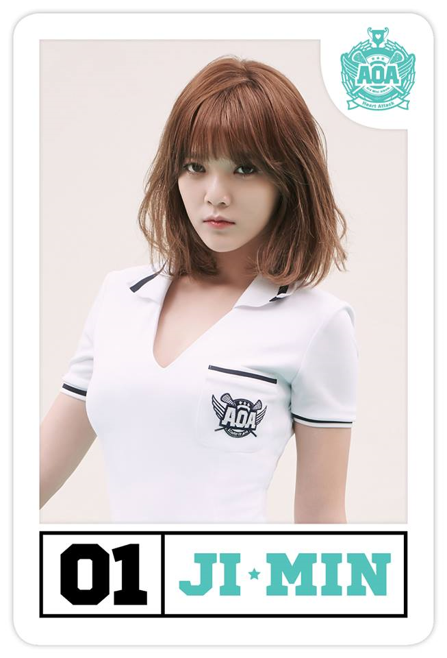 AOA Korean Girl Group