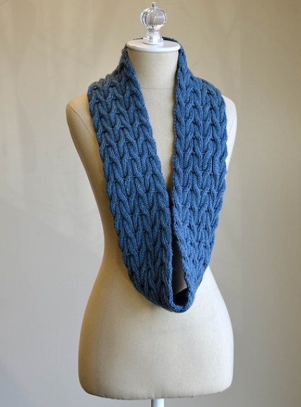 Wishing Cowl - Free Pattern