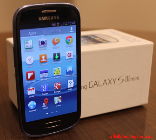 Samsung : Galaxy S3 mini